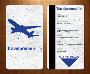 New Entrepreneur Business Card Design 913359