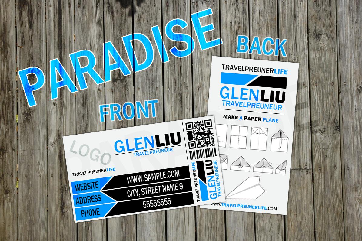 Bold playful marketing business card design for a company by bold playful marketing business card design for a company in singapore design 905967 reheart Images