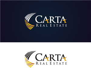 127 Serious Professional Residential Logo Designs for Carta Real ...