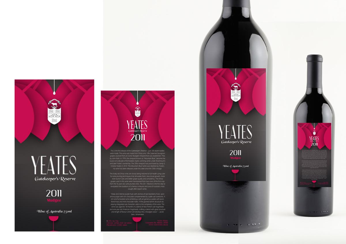 Elegant Upmarket Restaurant Label Design For A Company By Ksenia