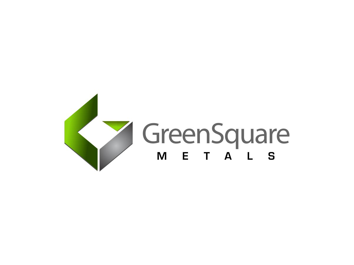 67 Elegant Playful Logo Designs for Green Square Metals a ...