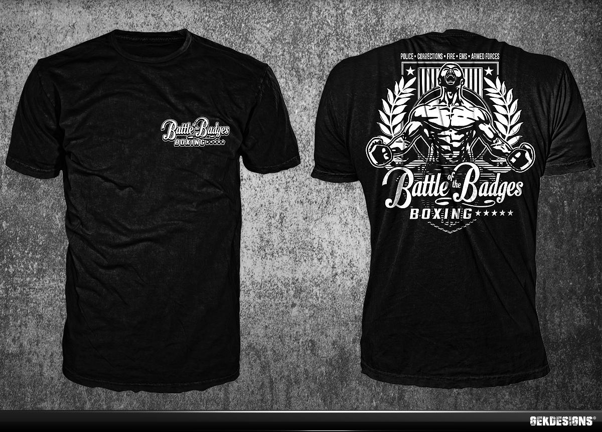 Safety T Shirt Design For Cops 4 Kids Communities By Gek