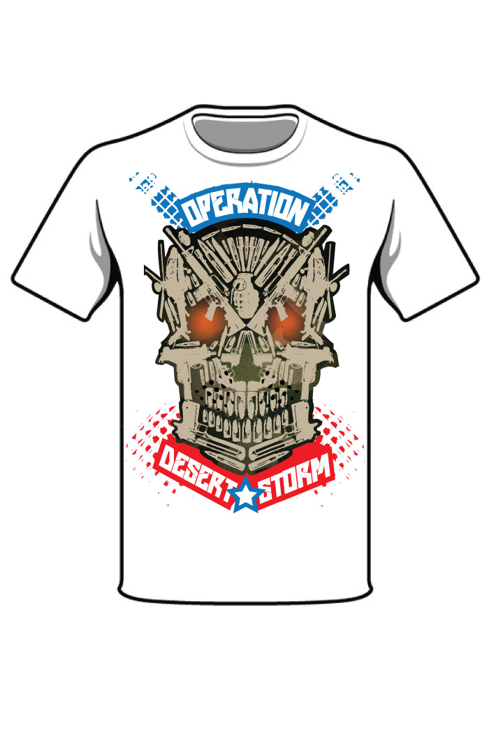 It service t shirt design for a company by muller villegas for T shirt design service