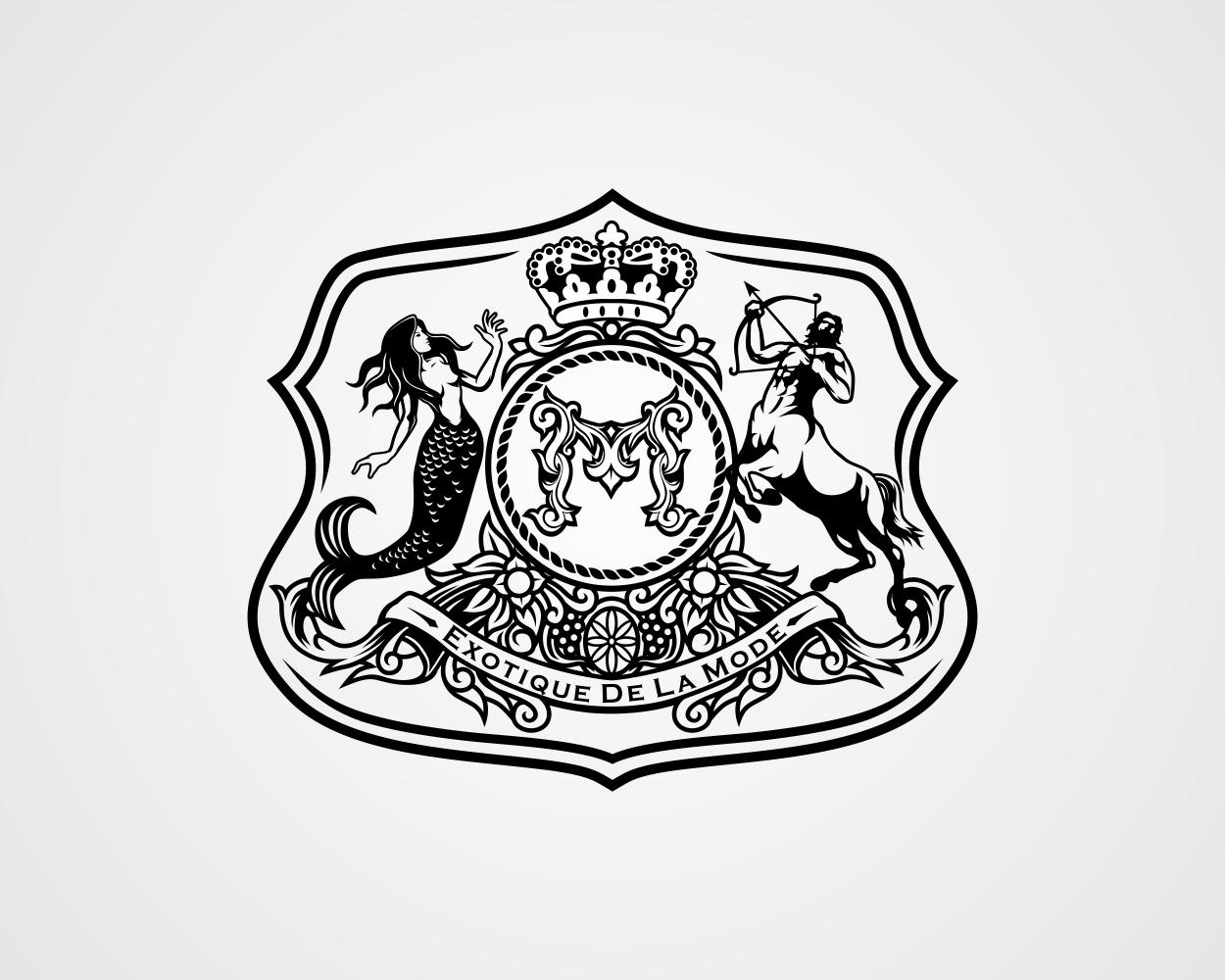 Royal Fashion Logo by alpino