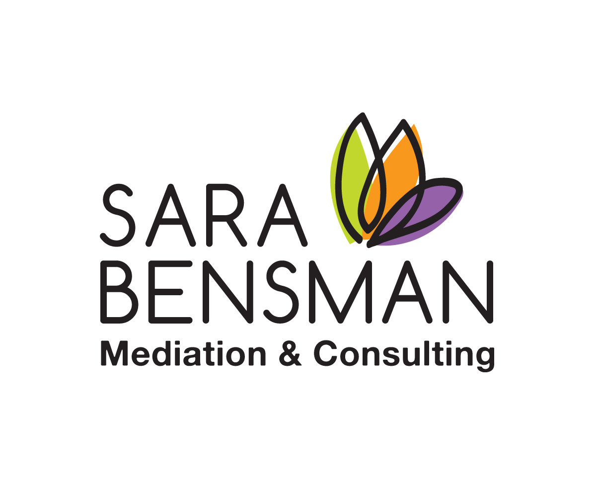 Floral Logo Design by MAUstudio For A Meditation & Consulting Business