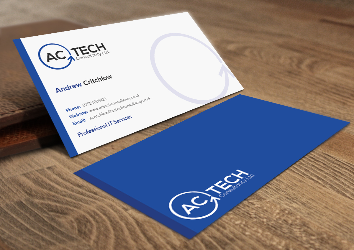 47 Business Card Designs | Business Business Card Design Project for ...