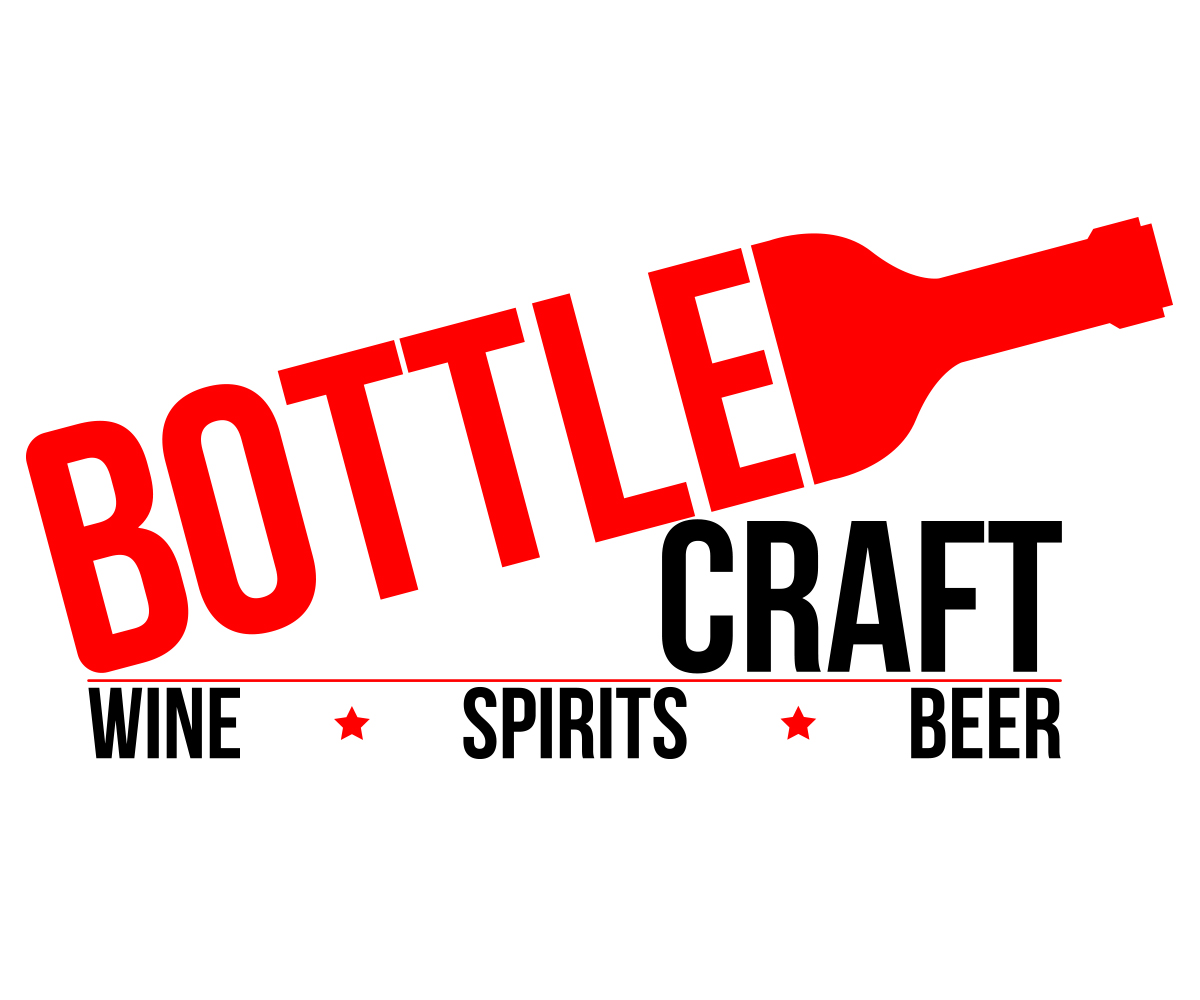 it company logo design for bottle craft by martyn aston