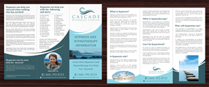 Brochure Design by smart - Design Fresh and modern brochure about hypnosis