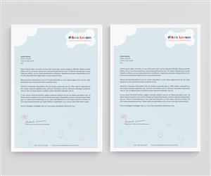 elegant letterhead