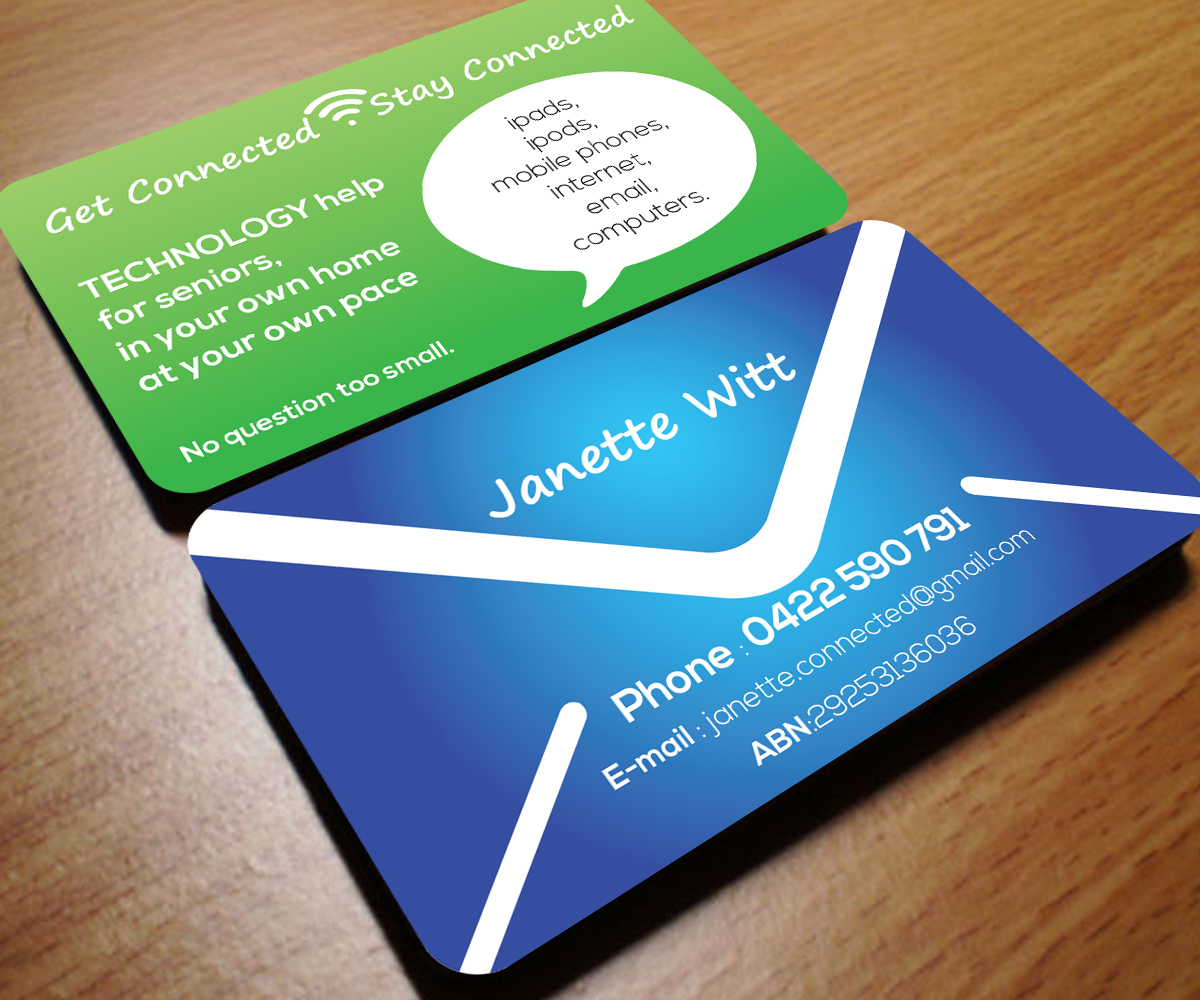 28 business card designs business business card design project for business card design by aaron for this project design 3758416 reheart Images
