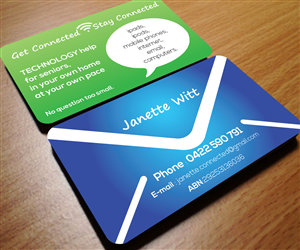 Business Card Design by Aaron - Business Card Design