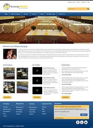 Community Web Design Specials 917388