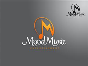 Mood Music Entertainment | Logo Design by eagle