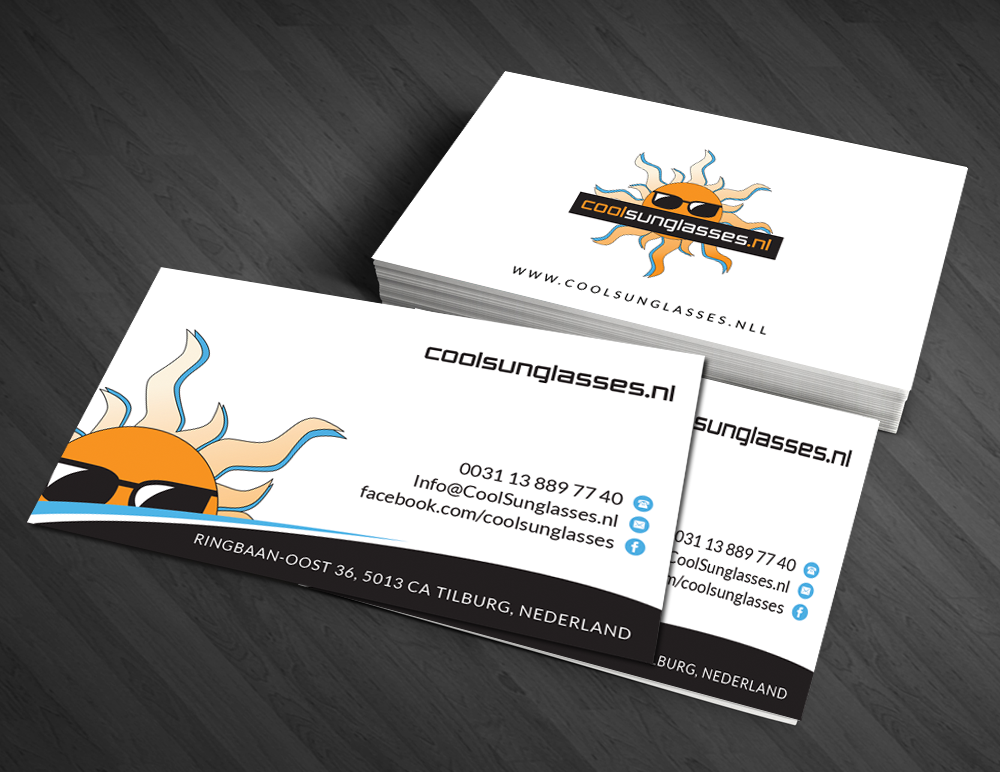30 Funny Business Card Designs | Business Business Card Design ...