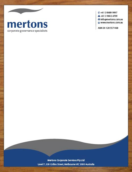 27 Professional Software Letterhead Designs For A Software