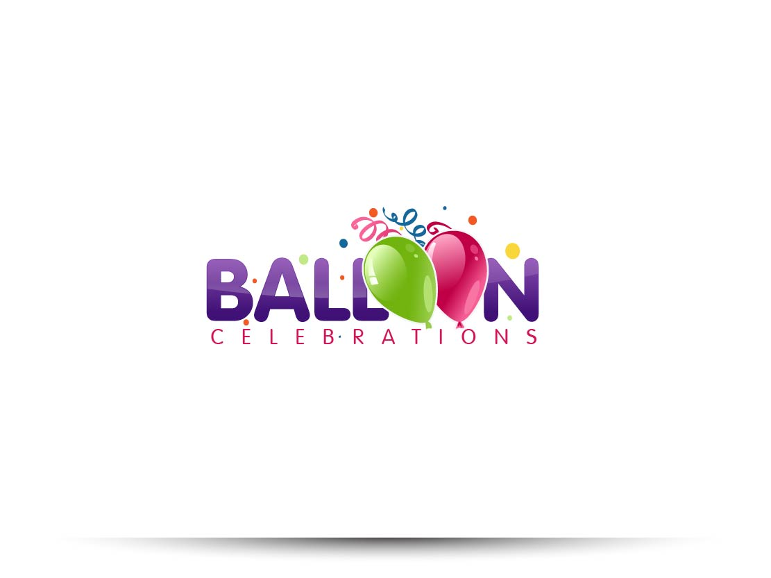 41 Professional Logo Designs For Balloon Celebrations A