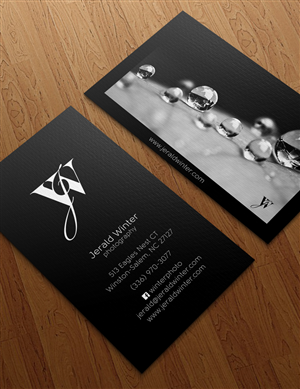 Business Card Design by Globat - Photography Prints Business Card Design