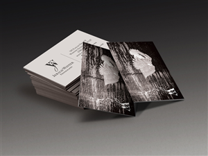 Business Card Design by Elisha Leo