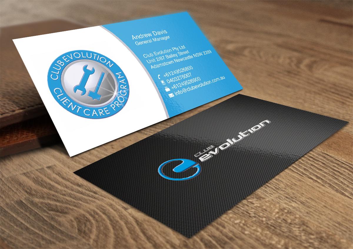 22 Professional Business Card Designs | Automotive Business Card ...