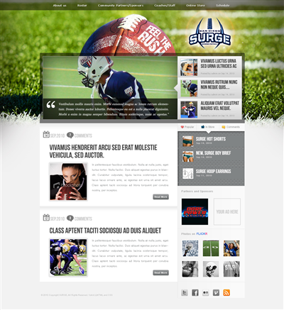 Team Website Art Design 102044