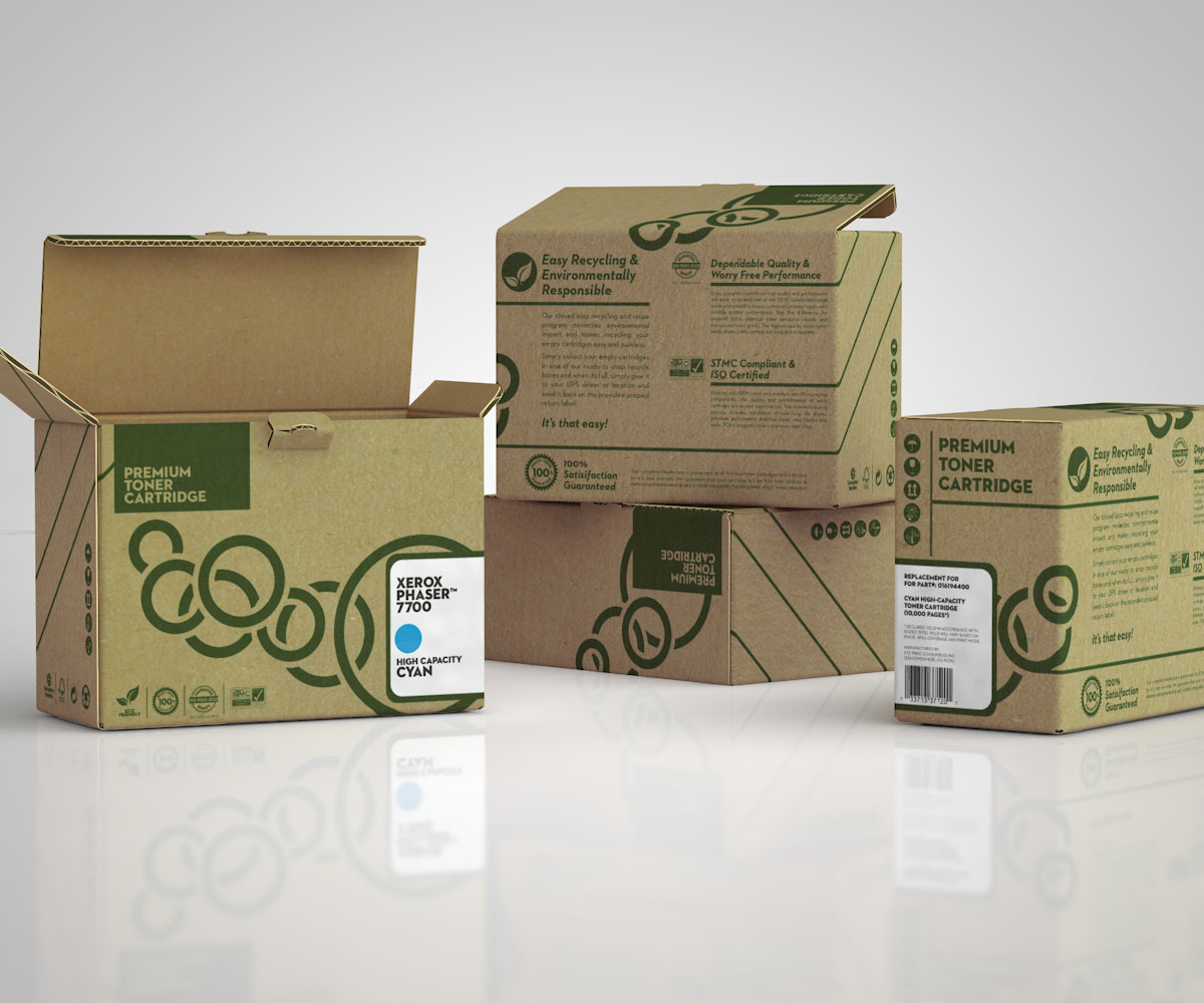 Environment Packaging Design for Digitek Computer Products