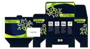Packaging Design by cjmarquises - Toner cartridge manufacturer needs stunning