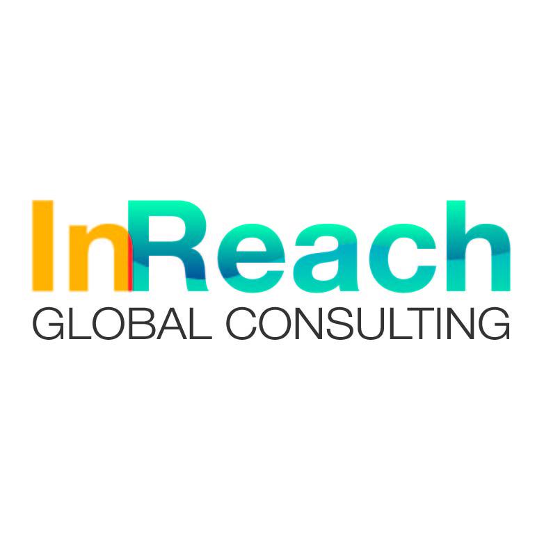 Upmarket modern business logo design for inreach or for Global design consultancy