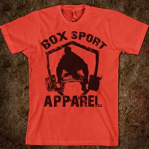 T-shirt Design by Fashion.Designer - Crossfit T-shirt
