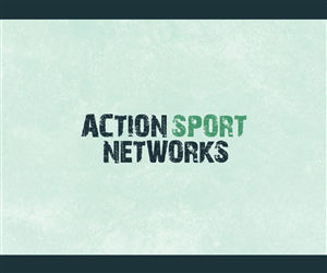 Logo Design by Graphicsbox - Action Sport Networks