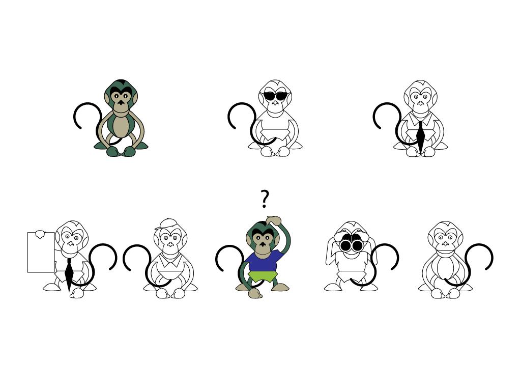 Character Design Hong Kong : Playful bold character design for phonejoy solutions