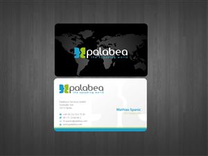 Business Card Design by Nila - Palabea Business Card Design Project