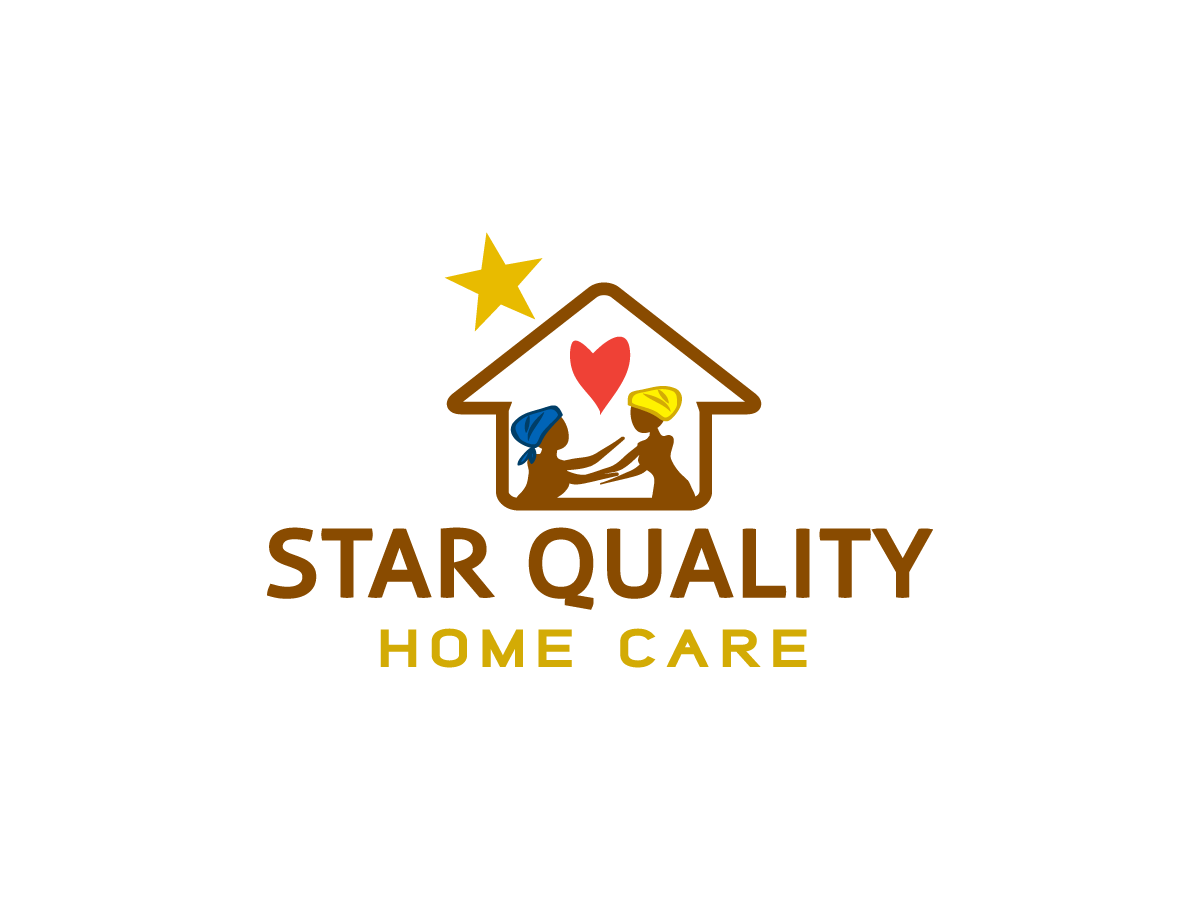 89 professional logo designs for star quality home care a business in united kingdom - Home health care logo design ...