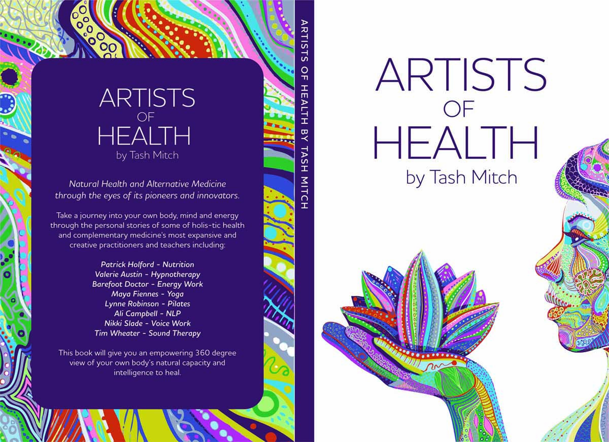 Health Book Cover Design ~ Health book cover design for tash mitch by blik creative