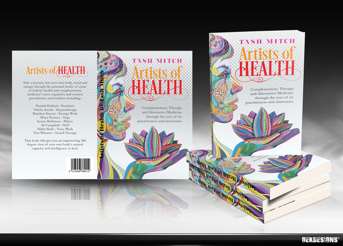 Health Book Cover Design ~ Health book cover design for tash mitch by gek