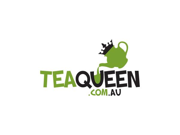 Tea Queen logo by Hoopoe