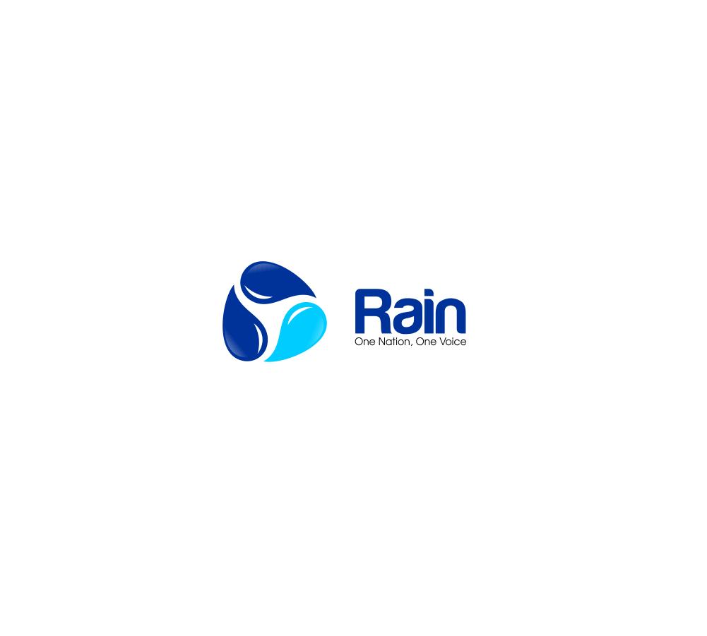 124 Bold Masculine Government Logo Designs For Rain Name