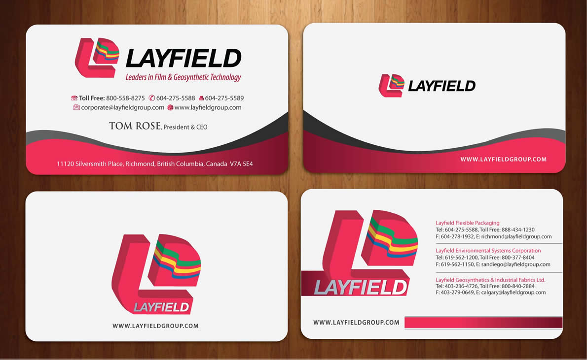 Business Card Design By Sbss For Flexpack 924351
