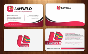 Business Card Design Contest Submission #924352