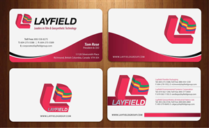 Business Card Design Contest Submission #924749