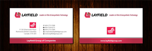 Business Card Design Contest Submission #924940