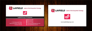 Business Card Design Contest Submission #924942