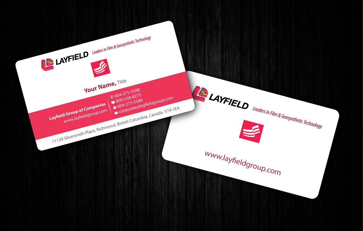 Professional, Serious Business Card Design for FlexPack by Smart ...