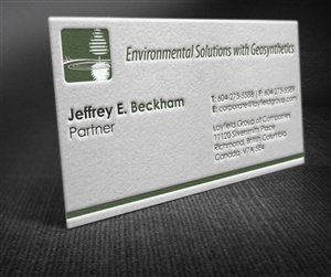 Business Card Design Contest Submission #946514