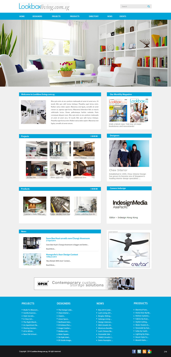 Apartment Wordpress Design For A Company By Pb Design 3680702