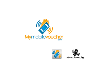 Logo Design job – Mymobilevoucher.com – Winning design by faguns