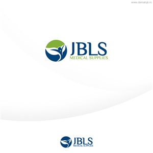 Logo Design job – JBLS Medical Supplies Logo Search – Winning design by damaky_jr