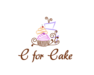 Names For Cake Decorating Company : 130 Modern Upmarket Logo Designs for C for cake a business ...