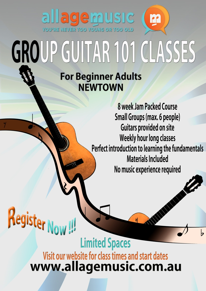 Poster design music - Poster Design Design 966667 Submitted To Poster Design To Promote Adult Group Guitar