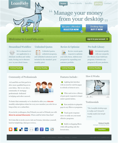 Chiropractor Website Generator Design 117330
