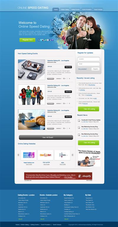 Corporate Clinic Website Design 116196